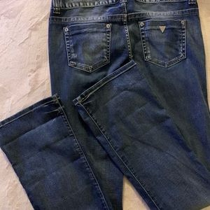 Miss Me Sz 27 Jeans Stretchy worn once.